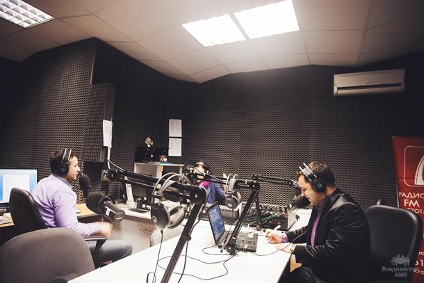 Интервью графолога на Радио Лемма